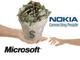GAMBAR Microsoft Akuisisi Nokia 2013 Senilai US$ 71,1 miliar