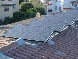 Photovoltaic chosen by the Italian
