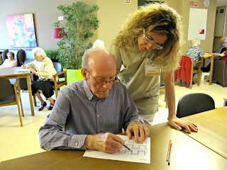 Cuidando a gente mayor Allegra Sabadell