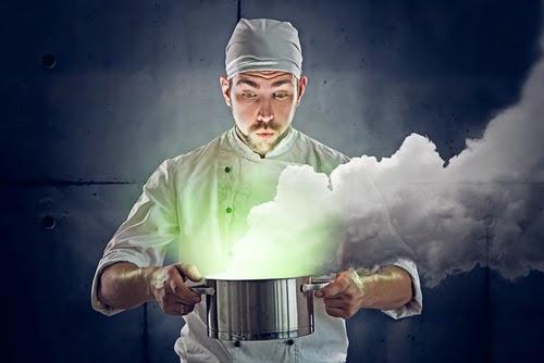 Gravit zero cucina molecolare cafferenza a firenze - Chimica in cucina ...