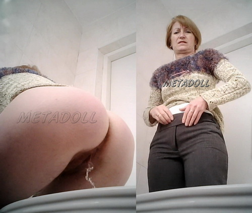 PissHunt 50 (Hidden Cameras in the Girl Toilet Room)