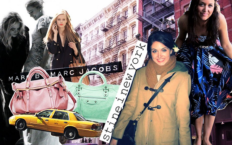 Stine i NYC
