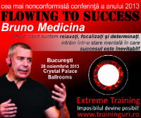 Flowing to success - Bruno Medicina