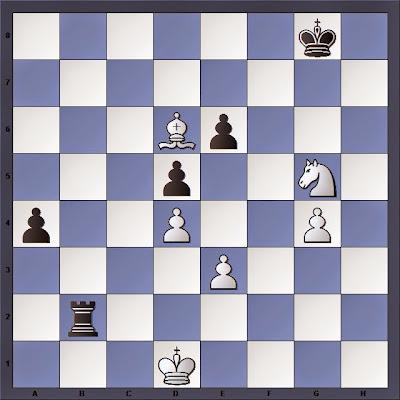Échecs : Magnus Carlsen va gaffer dans cette position