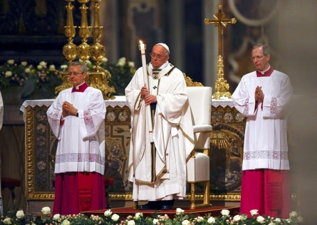 Pope Easter Message for Nigeria, Kenya and Africa osaseye.blogspot.com