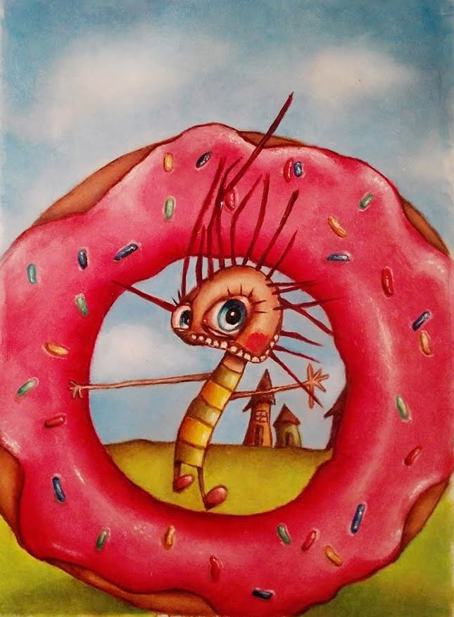 """Donut Isse"", 2013"