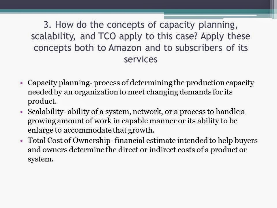 how do the concepts of capacity planning scalability and tco apply to this case apply these concepts This addition alleviated the bottlenecks in each case and provided a view of scalability characteristics of the server for a particular dataset we repeated this scale-out process for three deployment sizes to provide representative summaries of a sharepoint server 2013 farm's scalability characteristics and guidelines for capacity planning.