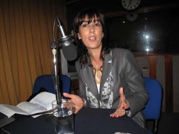 la diputa oficialista Mónica Zalaquett dijo en Santiago que le parecía ridículo que Bolivia ...