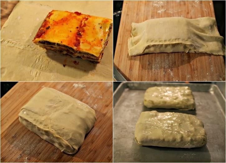 Tri-Sauce Lasagna Pastry #Valentines4All #shop #cbias