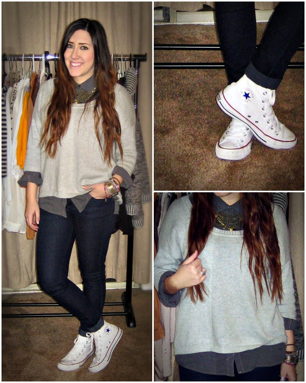 converse hi tops with skinny jeans
