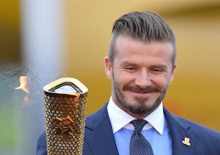 David Beckham, Olimpiade London 2012