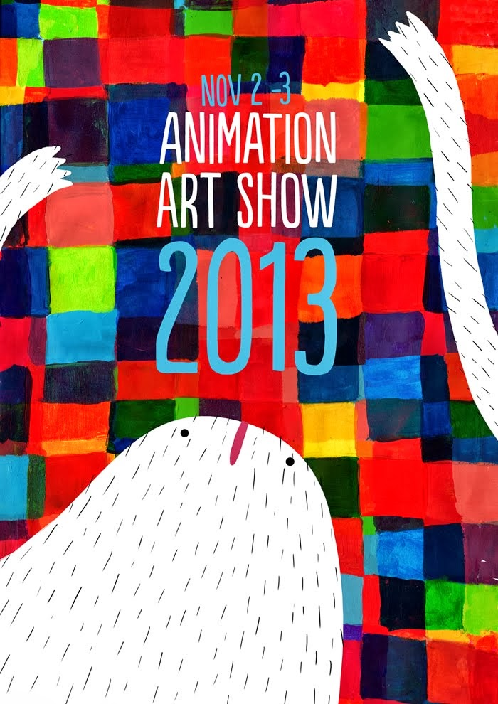 Animation Art Show