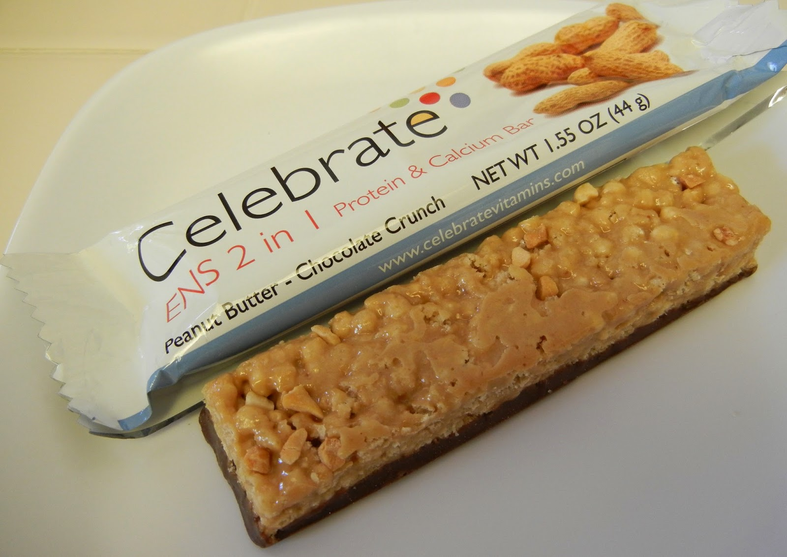 Celebrate+Vitamins+ENS+2+in+1+Protein+and+Calcium+Bar+Peanut+Butter+Chocolate+Crunch+Eggface Weight Loss Recipes Eggface and Celebrate Vitamins ENS 2 in 1 Protein Bar Giveaway