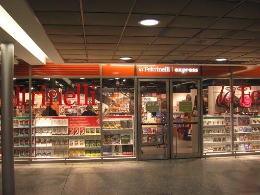 Libreria Feltrinelli - Torino - Stazione Porta Nuova