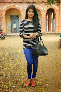 Reshmi Menon in Spicy Deni Leggings and Zebra Print Top Cutest New Actress