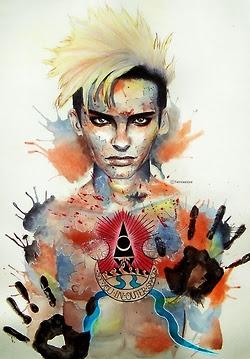 dibujos-Bill-y-Tom
