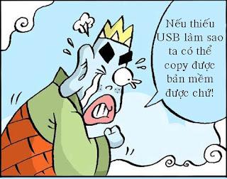 Tây Du Ký hài: Sư phụ xài USB