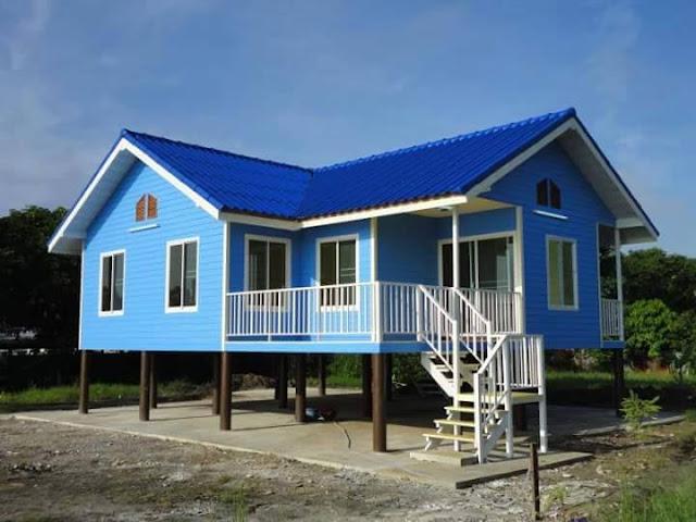 Rekabentuk Esklusif Rumah Rumah Kampung Yang Tampak Cantik Dan Menarik Azlan Rumadi