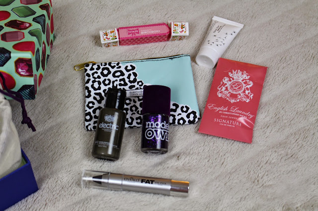 ShoutJohn December Birchbox
