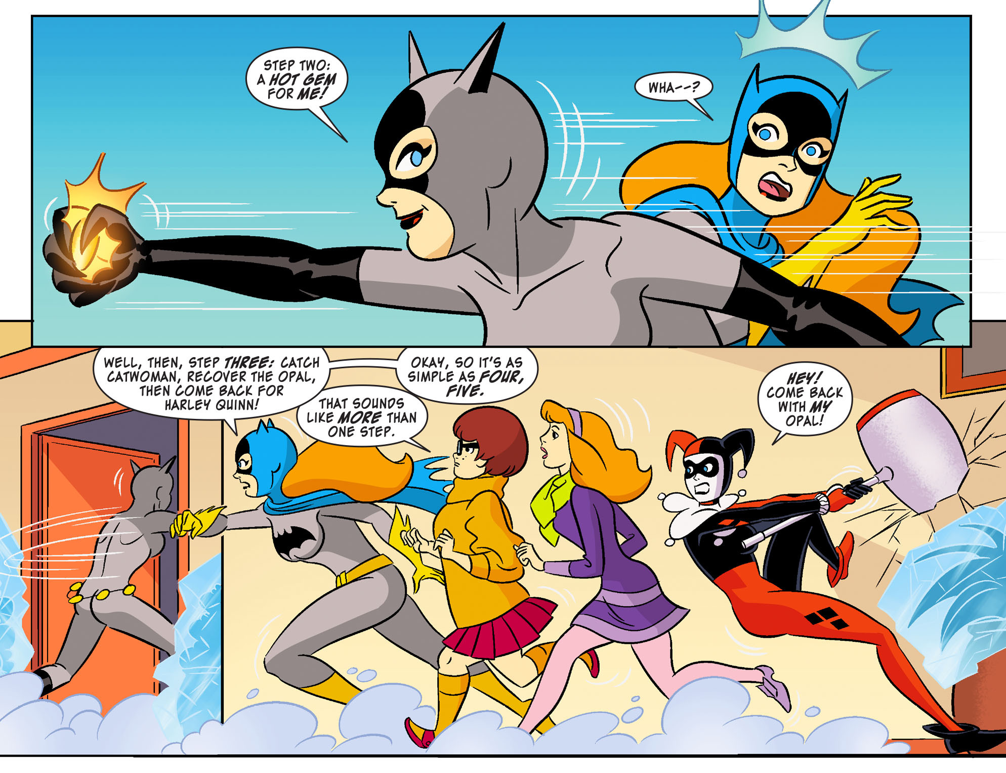 Read online Scooby-Doo! Team-Up comic -  Issue #24 - 14