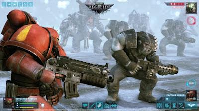 Warhammer 40k Regicide PC Games windows
