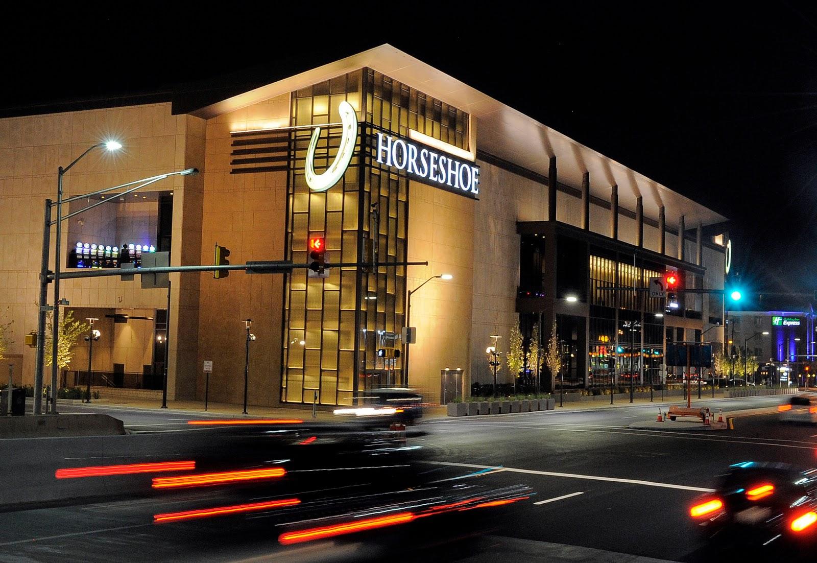 Horseshoe casino sweepstakes