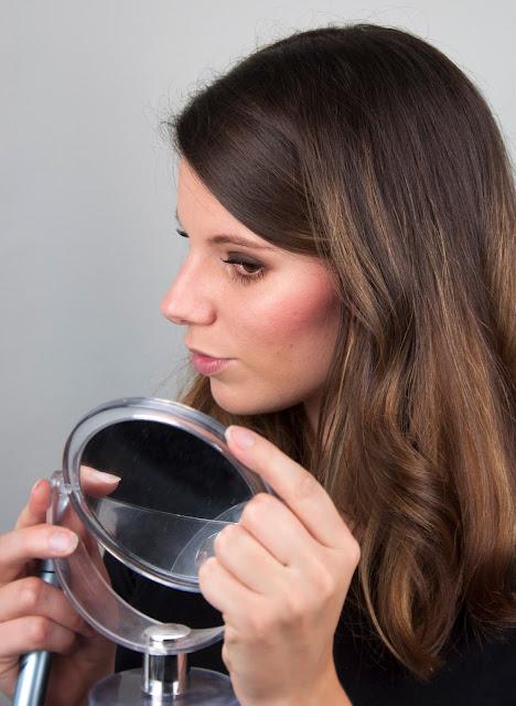 Tutorial: Natürlicher Look mit Make Up Factory