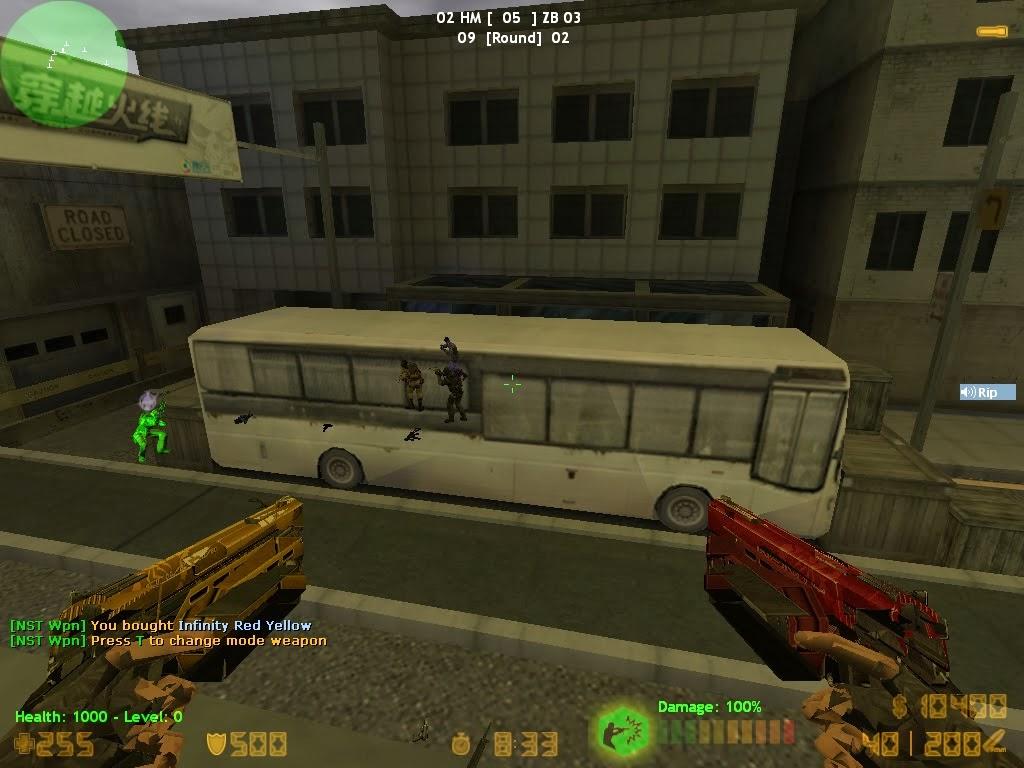 Download Game Counter Strike Extreme V5 Free Full Version