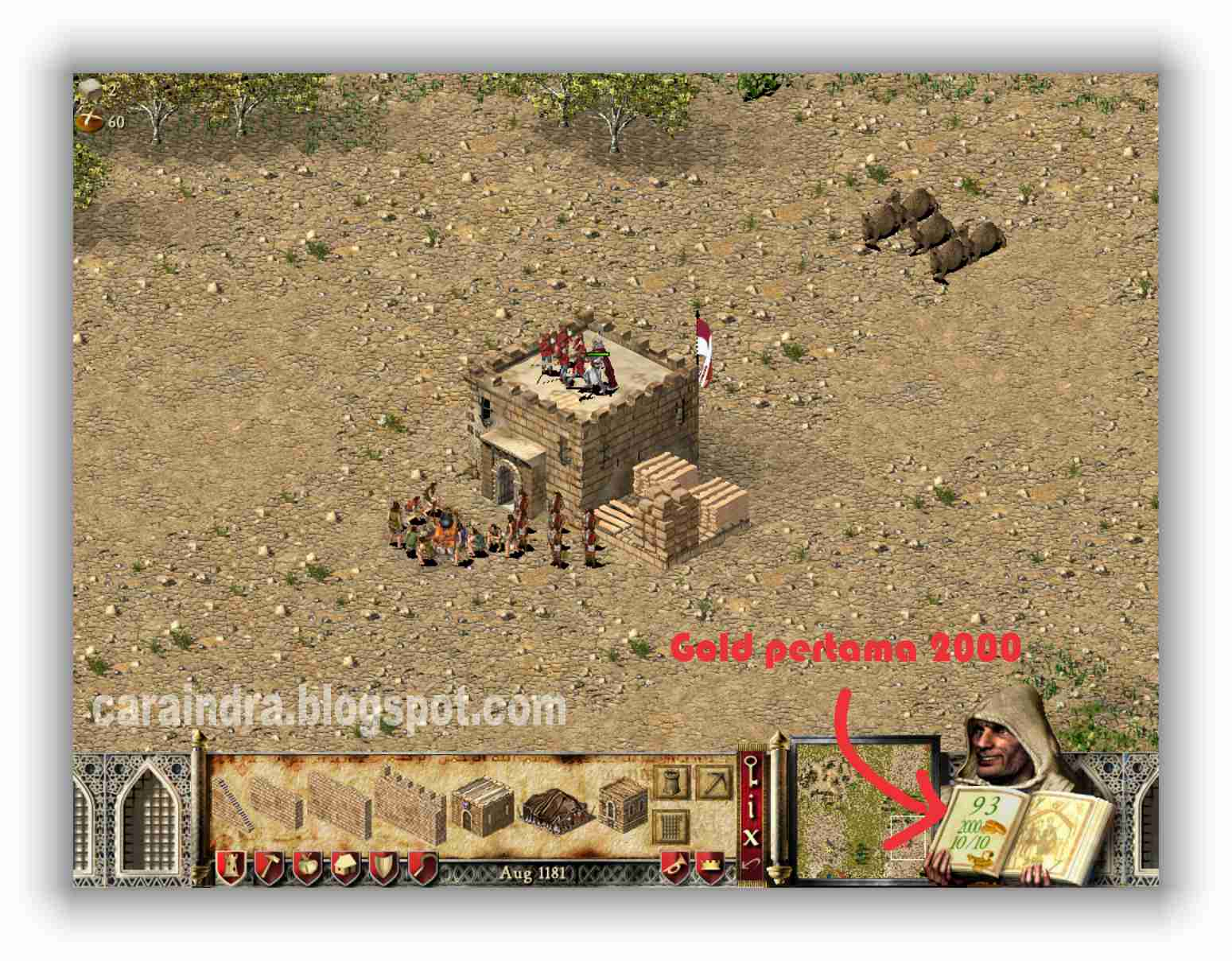 Stronghold Crusader Cheats Pc