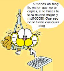 Para los que tienen un blog...