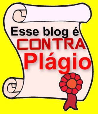 CAMPANHA ANTI-PLÁGIO!
