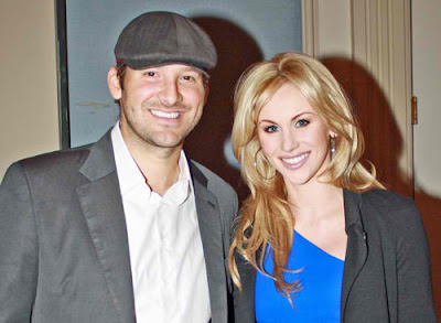 Tony Romo Wedding Candice Crawford