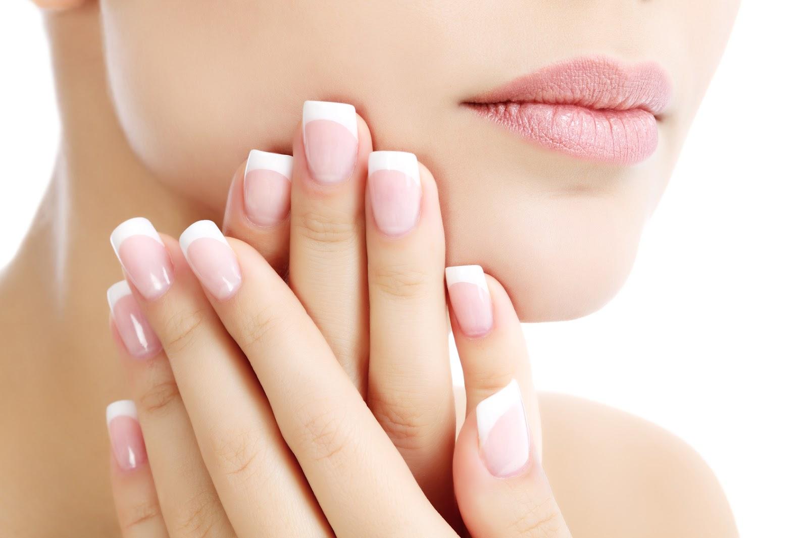 leuconiquia, esmalte, manicure