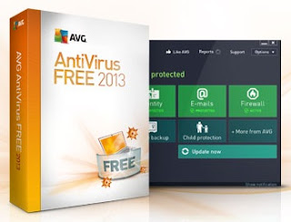 Download AVG Terbaru 2013 | Free Antivirus AVG Full Version