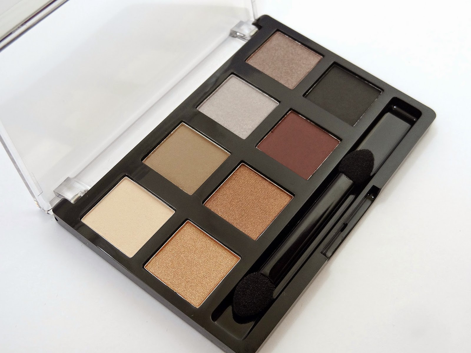 Avon True Color 8-in-1 Eyeshadow Palette Not so Neutral