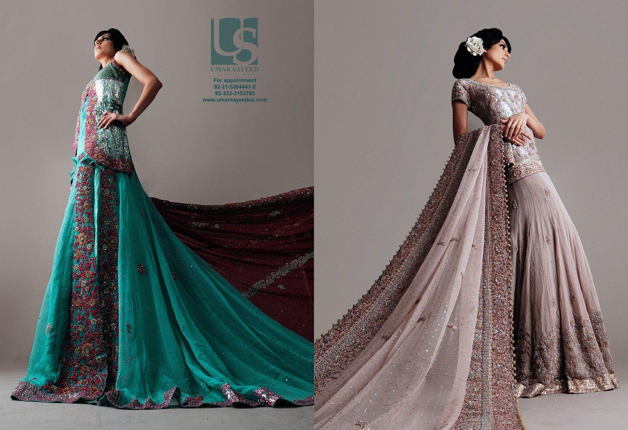 Pakistan Bridal Designs