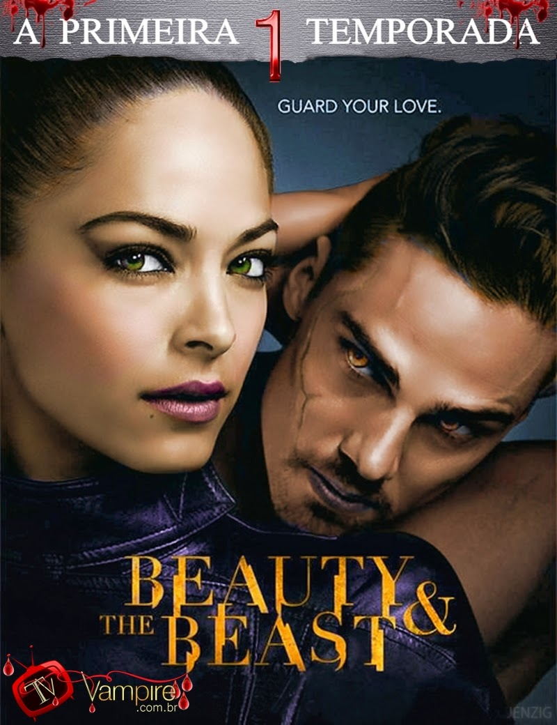 A Bela e a Fera (Beauty and the Beast): 1ª Temporada Completa – Dublado