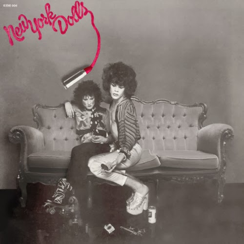 Live! (I see dead people) - NEW YORK DOLLS