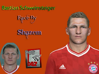 Schweinsteiger Face PES 2014 By Shazem