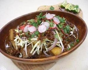 Receta de Birria de res - Guia de recetas :: Recetas de cocina