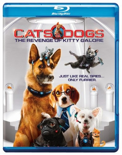 Cats & Dogs 2 2010 [Hindi-Eng] Dual Audio 300mb BRRip 480p