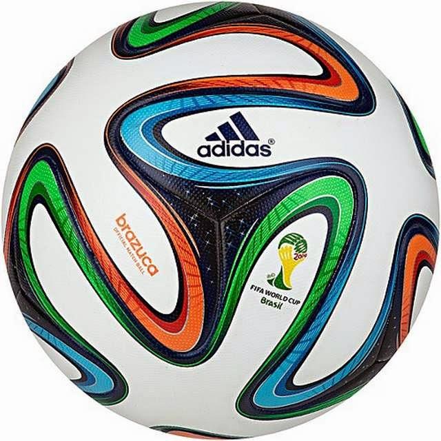brazuca bola resmi piala dunia 2014