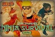 لعبة مغامرات فريق كاكاشي Naruto Star Students 2