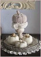 Stoffen pompoenen