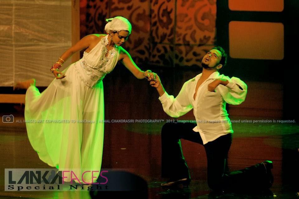Gayesha Lakmali white hot