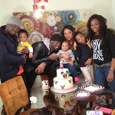 ACCEPT AND RESPECT LOLA - PETER OKOYE GIVES CONDITION FOR PEACE + THEIR TWEETS FOR PEACE, Peter Okoye, Paul Okoye, Jude Okoye, Lola Omotayo Okoye, Anita Okoye, P-Square