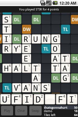 Wordfeud Android Apk