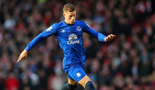 Chelsea want Barkley