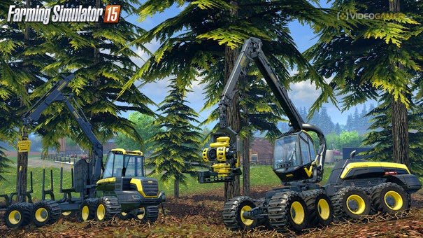 Farming Simulator 15 v1.1.0.0 Screen Shot Portable http://jembersantri.blogspot.com Repack Full Version 2014 Gratis