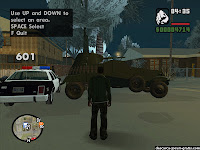 GTA San Andreas Snow Mod - screenshot 25
